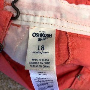 OshKosh B'gosh Bottoms - Boy's Overalls